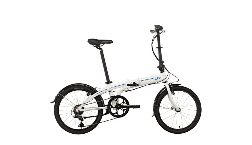 "tern Link B7 vouwfiets 20"" wit"